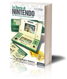 """La Storia di Nintendo 1980-1991 (Libro 2)volume 2 – La Straordinaria Invenzione dei Game&Watch è un bellissimo libro che non deve assolutamete mancare nella libreria di un """" nintendaro"""" che […]"""