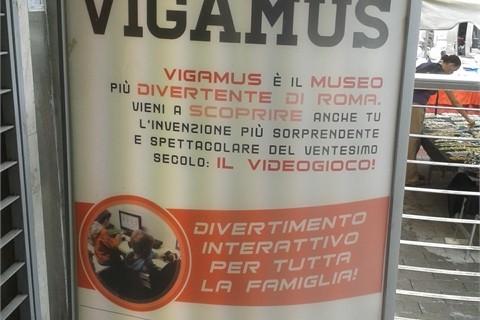 Verso la fine di maggio mi trovavo Roma e ho deciso di fare un giro al museo del videogioco ovvero il ViGaMus. il museo si trova in via Sabotino 4 […]