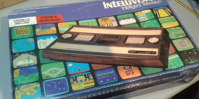 mattel intellivision è stato il sogno di molti bimbi che oggi haimè sono ormai quarant'enni. Una macchina eccezionale che però non avevo all'epoca perchè sono un pò piu giovincello, tuttavia […]